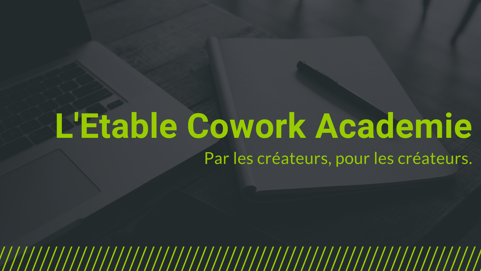 L'etable Cowork Academie